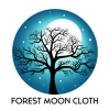 Forest Moon Cloth
